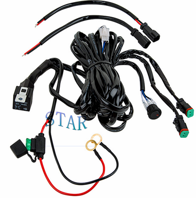 Automotive Wire Harness on custom automotive wiring