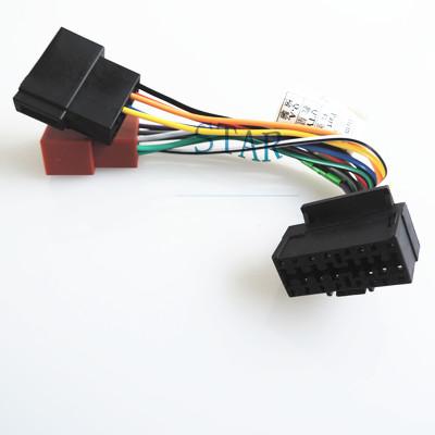 good quality sony radio iso wire harness,jvc sony panasonic audio harness  supplier | star electronic