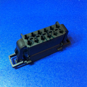 VW 12 Pin Female Radio GPS Connector ST7121-3.5-21