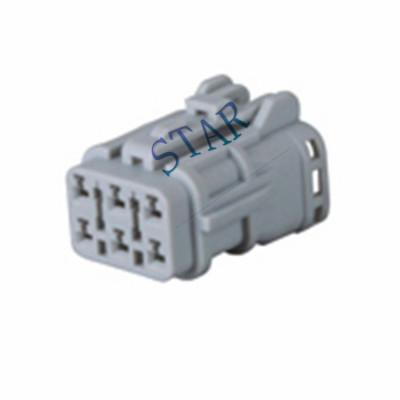Yazaki 6 pin auto female connector ST7061Y-2-21