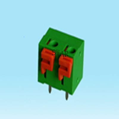 screwless pcb terminal block 7.5mm pitch  ST5101-7.5