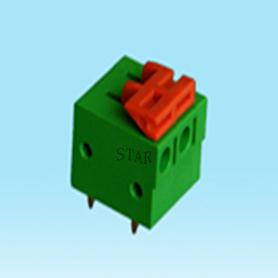 5.0mm pitch screw terminal block for pcbST5102-5.0