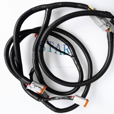 Custom truck wire harness