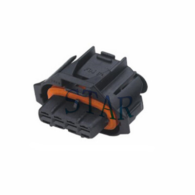 Bosch 4 pin auto female connector STB7049Y-3.5-21